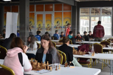 Five Rounds of Russian Youth Championships Played in Sochi