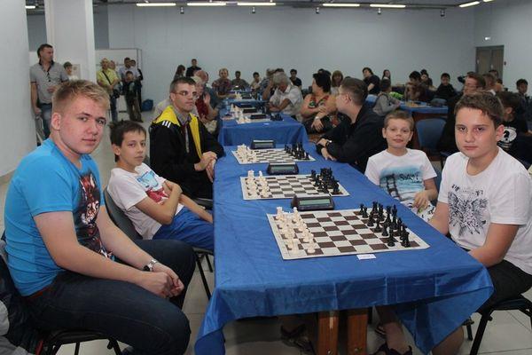 Федерация шахмат города Уфы