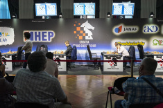 Round 4 of Croatia Grand Chess Tour Finishes in Zagreb