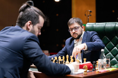 Maxime Vachier-Lagrave Catches up with Ian Nepomniachtchi at FIDE Candidates Tournament