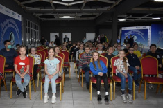 Russian Youth Championships in Youngest Groups Finish in Sochi