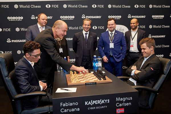 Фото пресс-службы World Chess