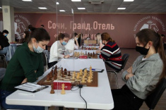 Chess Federation of Moscow Leads Russian Women's Team Championship