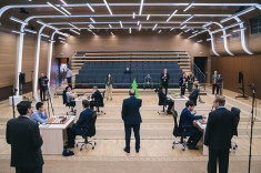 Ding Liren and Teimour Radjabov Advance to FIDE World Cup Semifinals