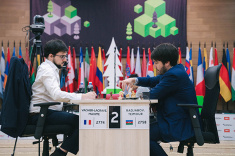 Teimour Radjabov Becomes First Finalist of FIDE World Cup