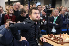 Legends of Chess: Magnus Carlsen Retakes Sole Lead