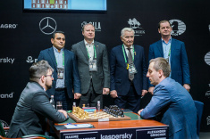 FIDE Candidates Tournament: All Games Drawn in Round Four