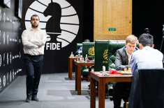 FIDE Stops the Candidates Tournament