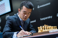 Ding Liren's First Success at FIDE Candidates Tournament
