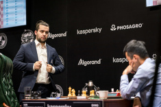 Ian Nepomniachtchi Extends Lead at FIDE Candidates Tournament