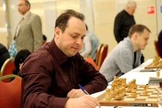 Six Players Are Leading the Aeroflot Open
